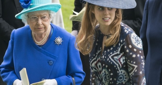Princess Beatrice reveals the name of her daughter!  This is a tribute to Queen Elizabeth II!