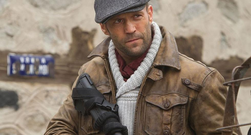 The Expendables 3: Jason Statham almost dies The Expendables 3    Lee Christmas    Fame