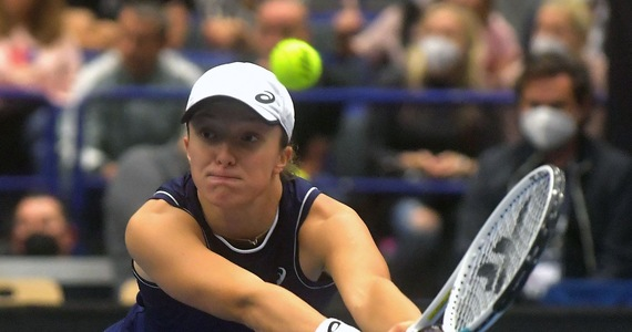 Iga Świątek on seeing the game in the WTA Finals
