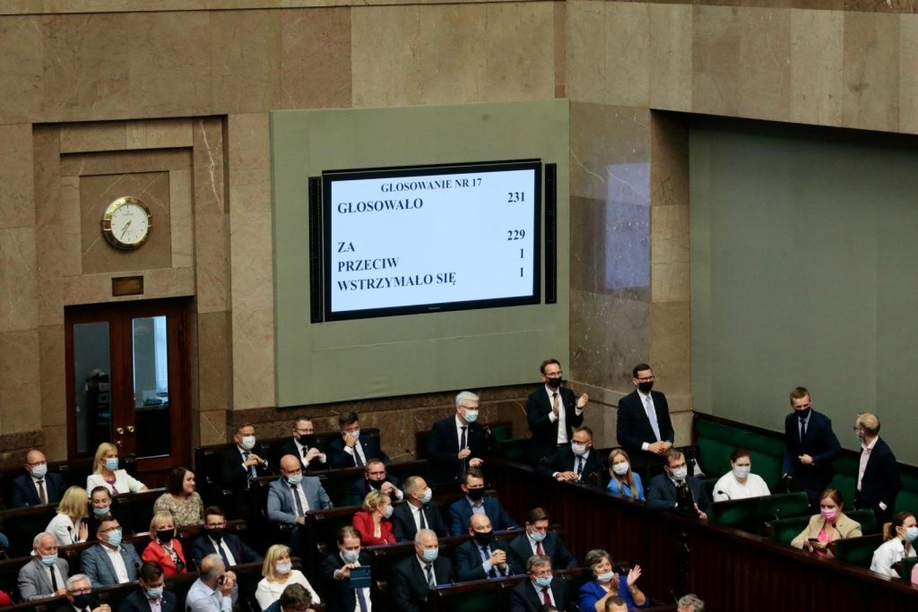 Importance!  New exemption for the pensioner.  Unexpectedly, the House of Representatives passed the PIT-0 test for seniors at Nowy Łada.  Who does not pay tax: 10/10/2021