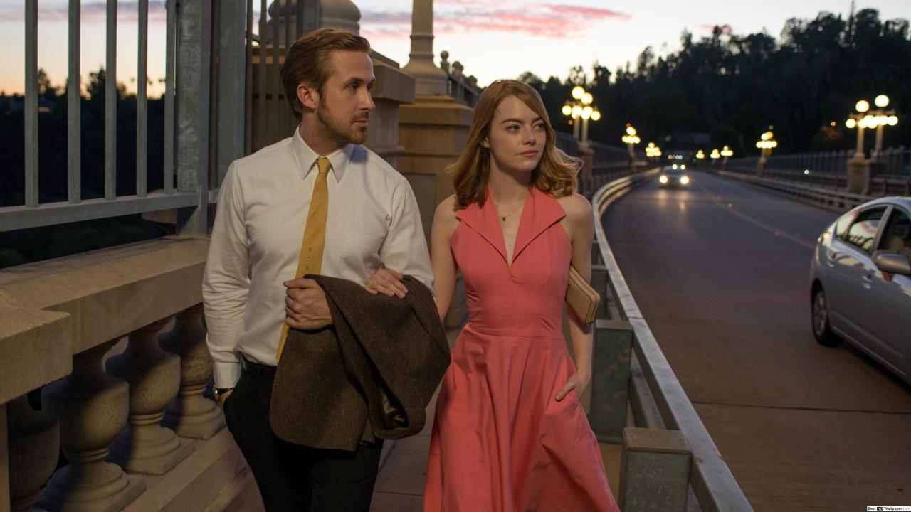 La La Land (2016) - Ryan Gosling movie