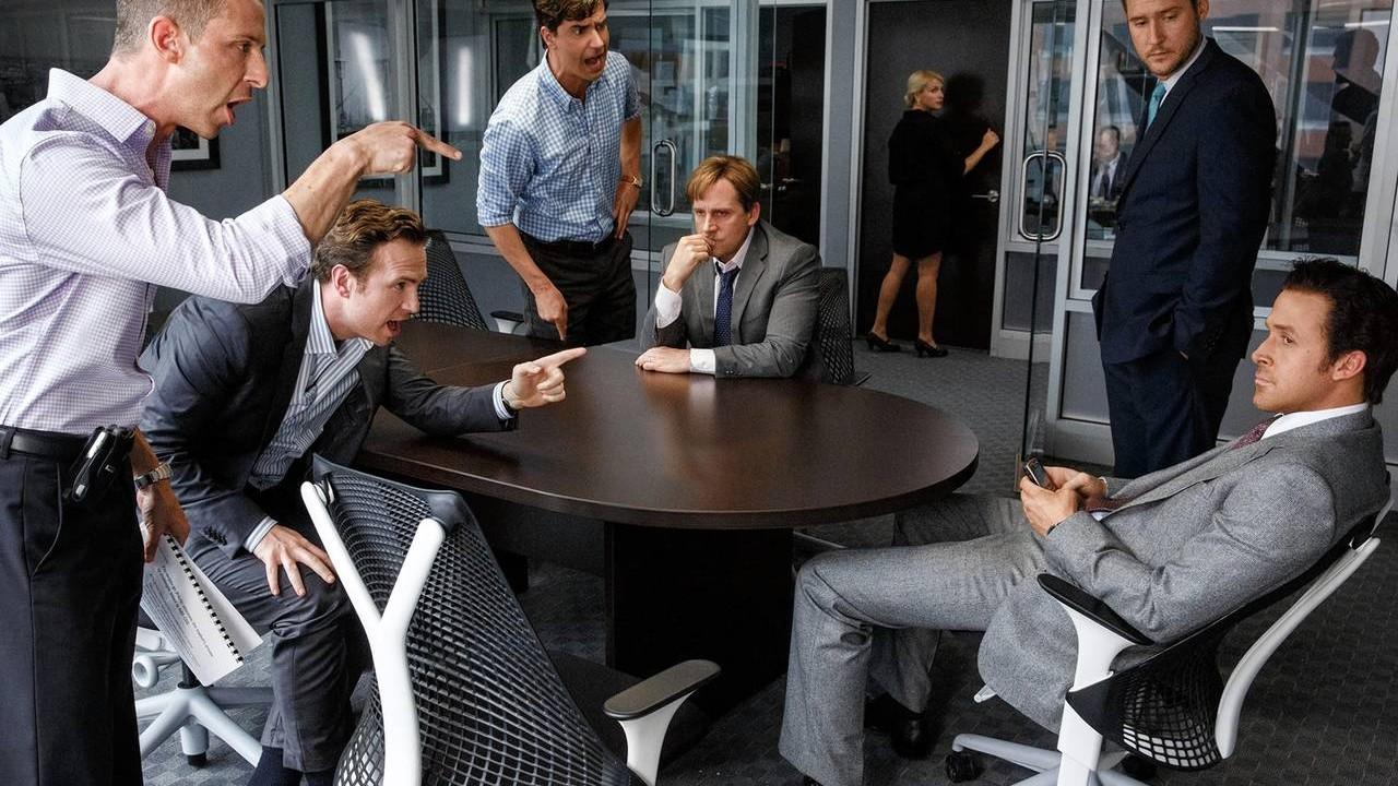 Big Short (2015) - Ryan Gosling movie