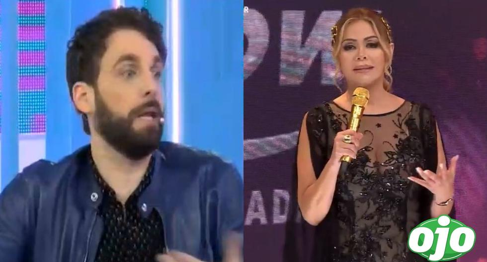 Rodrigo Gonzஸ்lez criticizes the style of Gisela Walkercell eye-sight