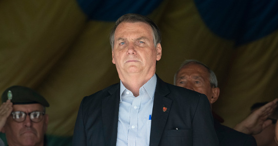 Brazilian president accused of crimes against humanity