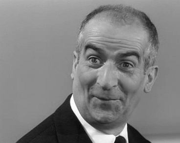 Louis de Funes was playing on screen, but he was hiding a dark story.  The king of comedy has never had an easy life