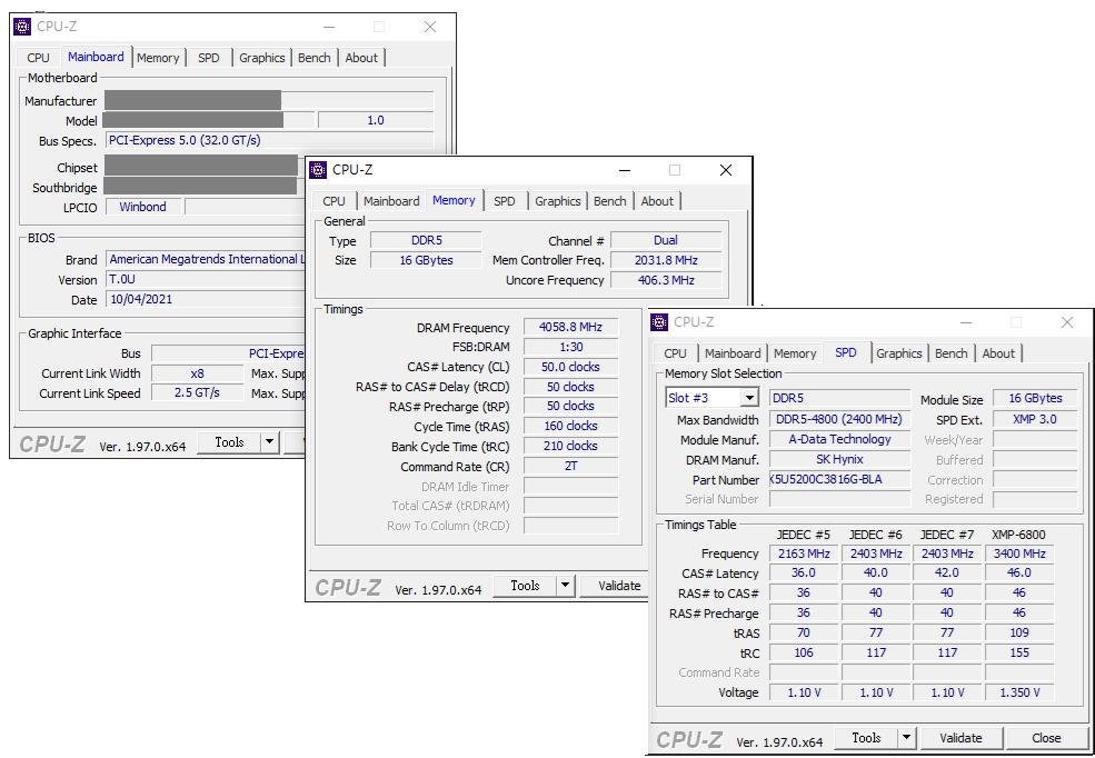 ADATA XPG DDR5-8118