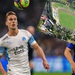 Arkadiusz Milik bought the stadium for millions of zlotys.  Unique investment .. football