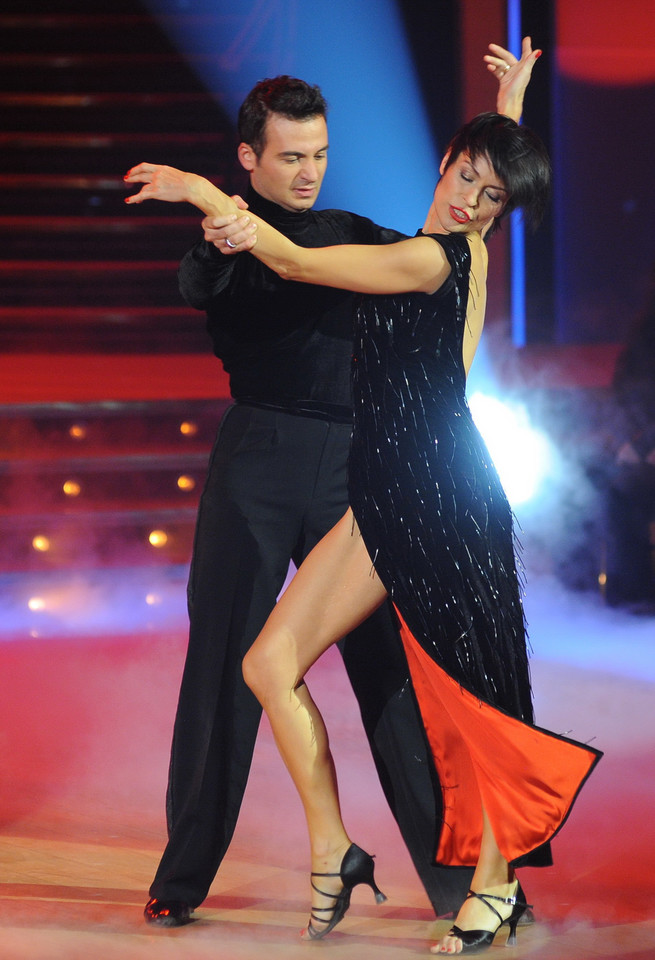 "Danuta Stinka in ""Dancing with the Stars"""