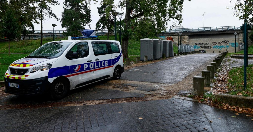 France.  Two girls were found on their mother's body.  They spent so many days