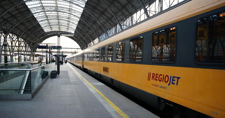 From Warsaw to Belgium - RegioJet will launch a new connection