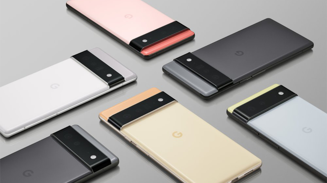 Google Pixel 6 and Pixel 6 Pro - we know the release date.  However, smartphones with significant improvements will not appear in Poland [1]