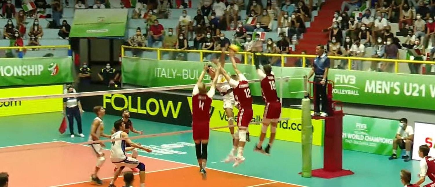 Polska - Słowenia w półfinale Mistrzostw Europy w piłce siatkowej