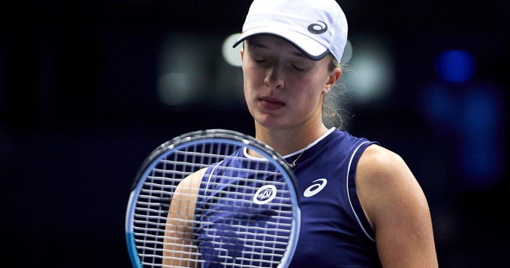 Iga Świątek - Jelena Ostapenko.  Iga Świątek failed in Indian Wells.  calendar.  In this