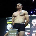MMA.  FEN 36. Sensaga, Paul lost his belt!  Painful defeat for Marcin Wojcic