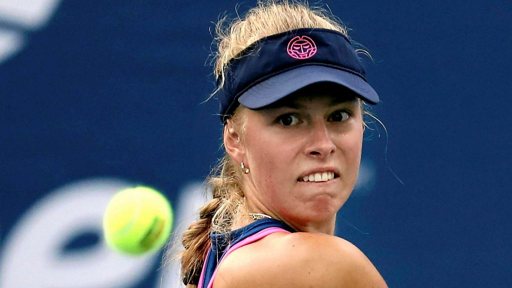 Magdalena Fresh defends three sets of spades as she enters qualifying final at Indian Wells Tennis