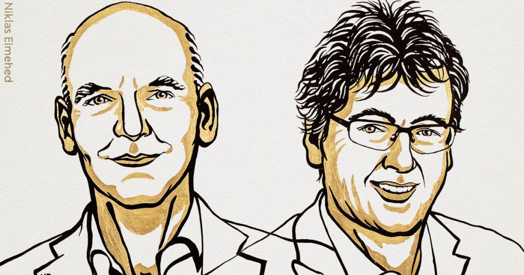 Nobel Prize 2021 - Chemistry.  We met the winners