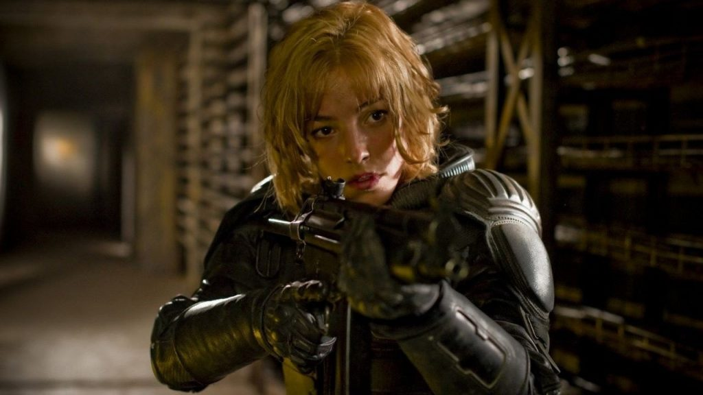 Olivia Thirlby wants a sequel to Dredd