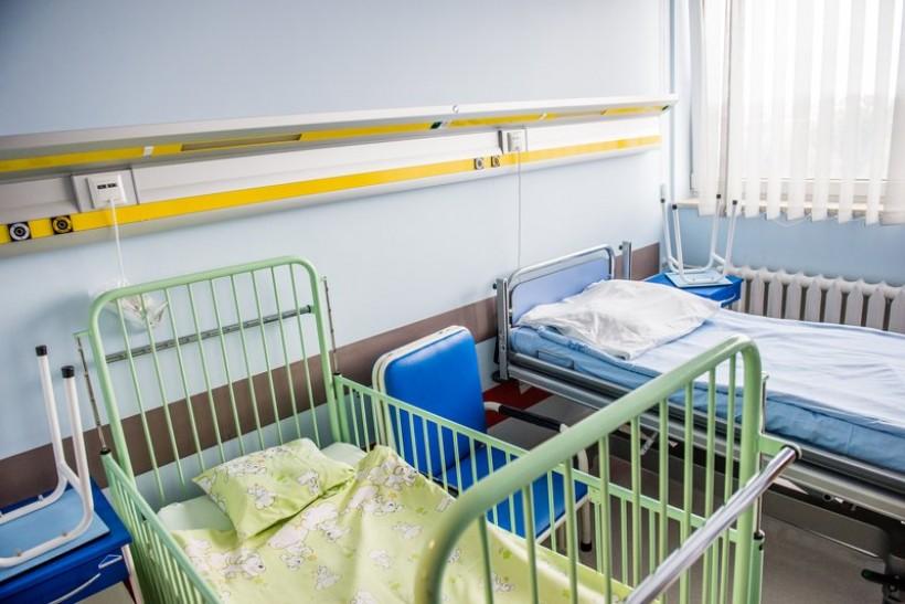 Wirus RSV atakuje dzieci! W szpitalu w Wadowicach może brakować łóżek dla maluchów