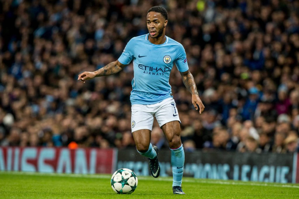 Raheem Sterling is interested in playing for FC Barcelona.  The Englishman does not want to extend his contract with Manchester City