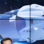 Russia will send astronauts into orbit with the Elon Musk capsule.  This is a historical moment