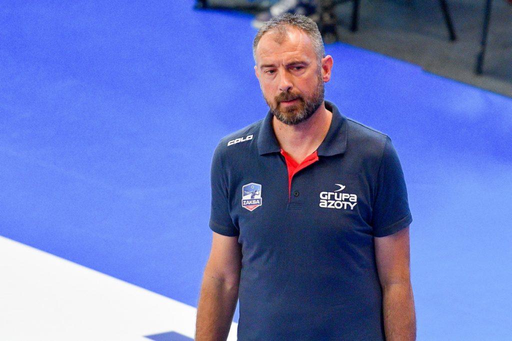 Slovenes pray for Nikola Grbic to take over in Poland