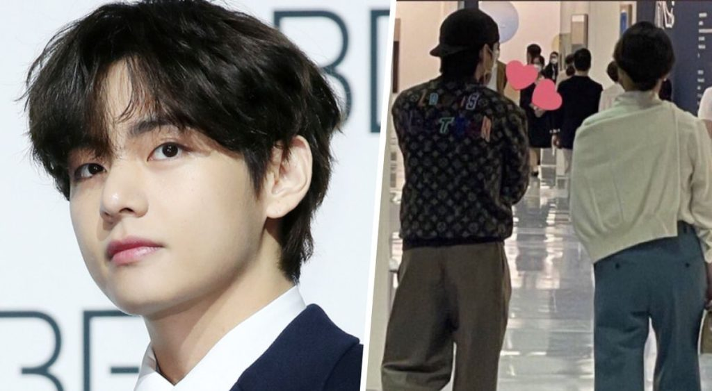 Taehyung: What Happened To BTS Idol Dating Rumors With Paradise Team Daughter And HYBE Report |  V |  Asian culture