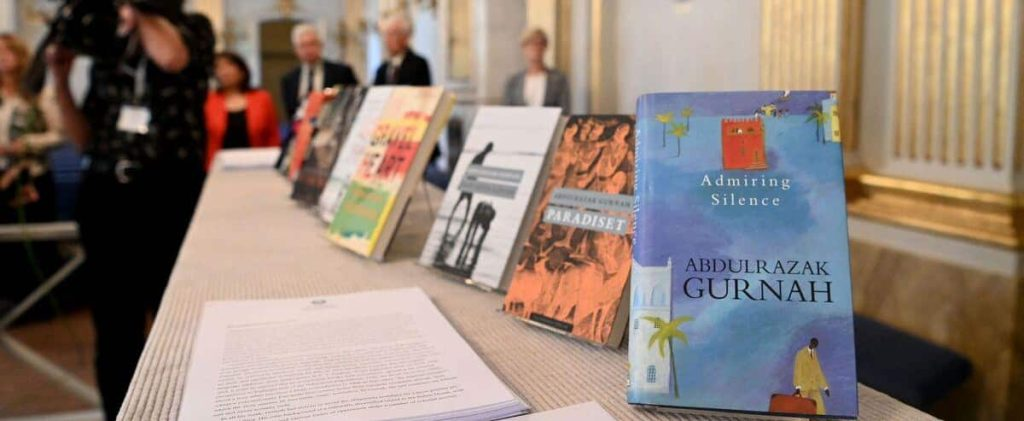 Tanzanian-born novelist Abdul Razzaq Kourna wins Nobel Prize for Literature