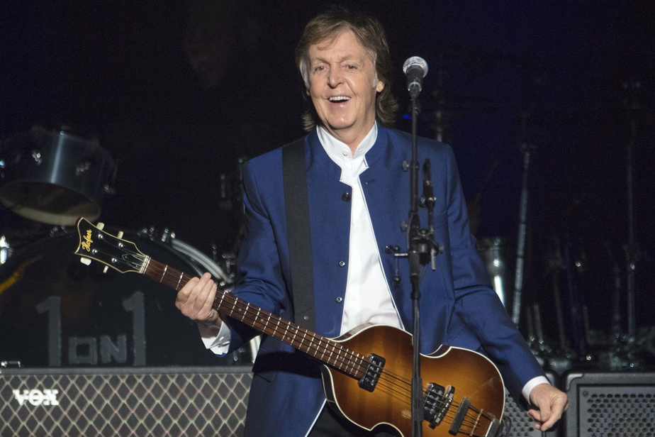 The Beatles |  Lennon is believed to be responsible for breaking up the group, McCartney says