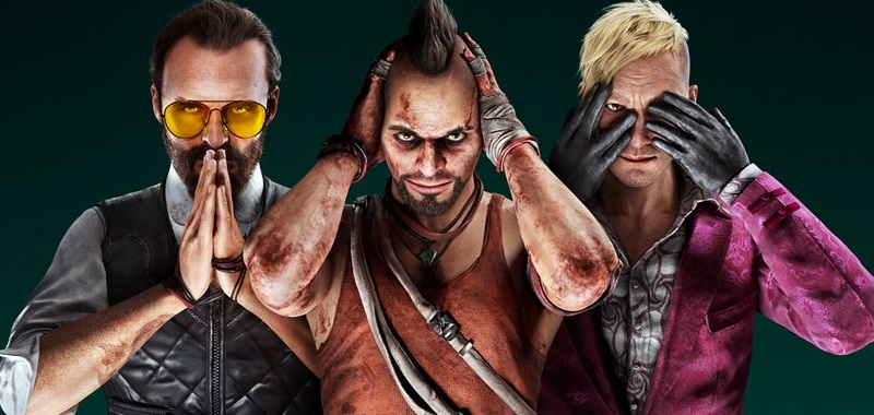 Ubisoft with an unusual slip.  Players received the wrong version of Far Cry 6 and cannot upgrade to PS5