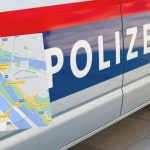 Vienna.  Knife attack.  Four people were injured, and the police arrested the culprit